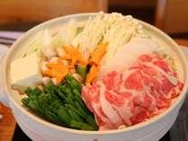 ■人気の【冬季限定】選べる鍋 鍋と食材をお届けだから楽々です。