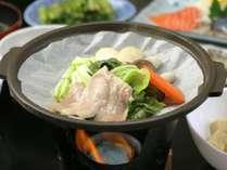 陶板焼き-季節によって料理内容を変更しておりますので、旬の味をご堪能頂けます。