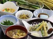 とても美味しい♪根曲がり竹&山菜 料理♪旬の山の恵みを堪能しよう