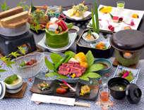 【1泊2食付】ちょっぴり贅沢 花ごよみの膳プラン