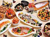 Weekend family buffet 「海鮮ブッフェ」