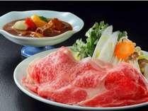 山形牛と絶品ビーフシチューをぜひ、味わってください。