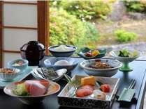 定番の朝食メニューは健康に優しい丁度良い日本の味。
