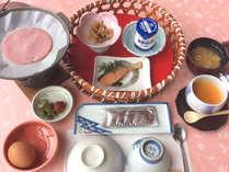 【朝食付】朝は少し余裕を持って★朝風呂&朝食で1日をスタート