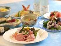≪特選膳≫お料理グレードアップ★質にこだわった贅沢なお食事を堪能