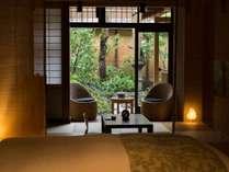 全5室の京町家旅館