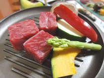 ■松永牛陶板焼付き■ちょっと贅沢に…温泉と地元の味を満喫♪夕食は個室でどうぞ