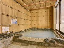 *【露天風呂】山間の自然の香りとやさしい湯の香りに包まれながら、ごゆっくりご入浴ください♪