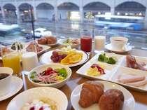 2F ブラッスリー「セリーナ」朝食ブッフェ
