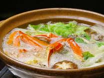 【かにすき】あったか♪かにすきお鍋の〆の雑炊は絶品★