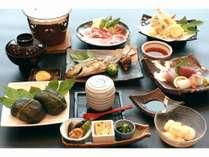 【大人限定二食付】 徐福伝説!美と健康の熊野食材!一泊二食付不老長寿プラン