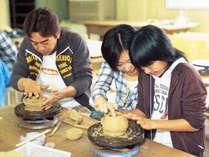 【陶芸体験】自分だけのオリジナル陶器を作ろう♪♪