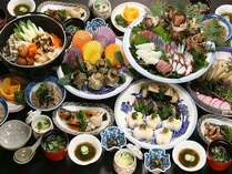 【2食付】隠岐に来たなら食べなきゃソン♪伝統郷土料理「祭り料理」を召し上がれ★