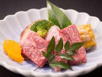 【当地の自慢!しまね和牛100グラム付】魚介もお肉も両方食べたい!満腹コースをどうぞ♪