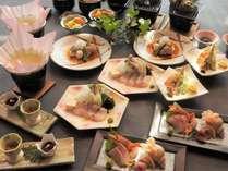 隠岐近海の魚介類の中から、鮮度、質の良い食材を厳選しております!