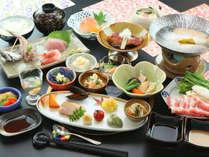 ■リーズナブルコース*新鮮地魚や獲れたて地元野菜を使用したお料理内容となっております