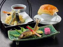 会席膳 料理1