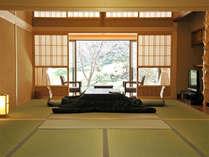 【先着1日1組限定】◆檜風呂付き離れ客室確約◆
