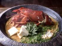 日本料理 メイン大和鍋