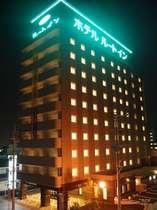 ホテル外観写真【夜】
