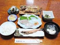 *【お多福コース】天草の新鮮な海の幸を使った地魚料理
