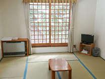 *和室/落ち着きのある和室の部屋でゆっくりと時間を忘れて癒されてください。