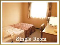 シングルルームベッドサイズ 120cm×195cm 1台