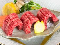仙台牛の水晶焼きイメージ