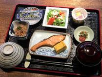 朝食は1日の活力源!和定食をご用意いたします。