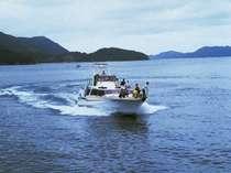 ●ホテル目の前から出航2名様からOK!景勝国賀海岸・魔天崖など船長ガイド付きの1時間30分!