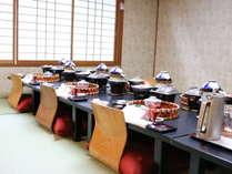ファミリープラン【家族で楽しむ1泊旅行】料理グレードアップ[海宝籠盛]
