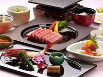 【静のグルメ】♪旬な食材を使った和食会席プラン♪