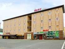 熊本市場前ビジネスクレナイホテル (熊本県)