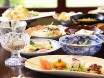 【グレードアップ】料理長おすすめ☆厳選した旬食材を使った精進料理に舌鼓