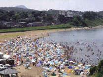 夏の柏崎で海水浴を満喫!