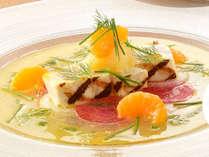 【早期割28】冬のグレードアップ洋食!メイン料理は「シャラン鴨」♪佐渡牡蠣、真鱈白子…冬の味覚満載♪