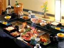 【炭火焼】海鮮やお肉を炭火焼きでどうぞ!