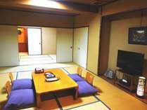 【東館】和室10畳+6畳