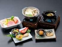 【朝食一例】旅館ならでは!昔ながらの和食膳をご用意いたします。