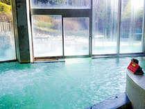 日本三大美人湯・龍神温泉と同等の重曹成分を含んだ美肌の湯。