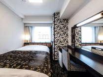 スタンダードルーム(1名利用) / 広さ9平米 / ベッド幅140cm×1台