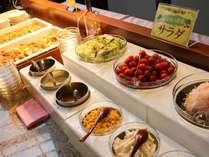 【朝食】(写真は一例)