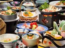 季節の和食会席膳(写真は一例)