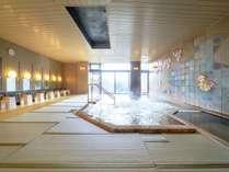 【男性用大浴場】2019年2月畳風呂にリニューアルオープン