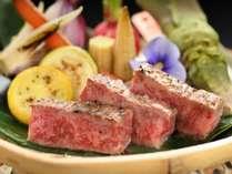 贅沢な美味しさ仙台牛(一例)