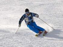 雪質も良い戸隠スキー場のリフト券付(イメージ)