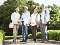 *【50歳以上】でうれしい特典付!夫婦や家族、仲間と一緒に、お得に新潟をお楽しみください。