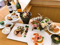 海鮮料理プラン