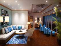☆1月30日リニューアルオープン☆琵琶湖ホテル最大!『Aqua』ロイヤルスイートルーム【素泊まり】