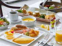 【レストラン・ザ・ガーデン】朝食バイキング ※イメージ